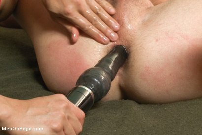 Photo number 13 from Big Fat Cock Getting Edged shot for Men On Edge on Kink.com. Featuring Mike de Marko in hardcore BDSM & Fetish porn.