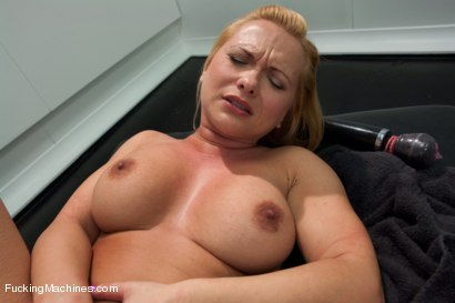 Photo number 12 from The Ass is BACK: So lush, so full, so able to take BIG mechanical cock shot for Fucking Machines on Kink.com. Featuring Katja Kassin in hardcore BDSM & Fetish porn.