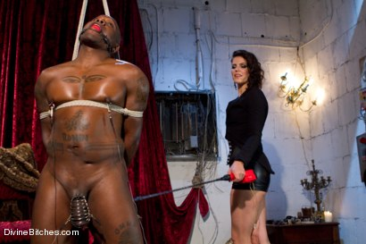 Photo number 3 from Bobbi Starr, why are you so damn sadistic!!?!?!?! shot for Divine Bitches on Kink.com. Featuring Bobbi Starr and Jack Hammer in hardcore BDSM & Fetish porn.