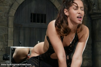 Photo number 5 from Isis Love and G-Force shot for Fucking Machines on Kink.com. Featuring Isis Love and G-Force in hardcore BDSM & Fetish porn.