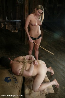 Photo number 9 from Harmony and mini shot for Men In Pain on Kink.com. Featuring Harmony and mini in hardcore BDSM & Fetish porn.