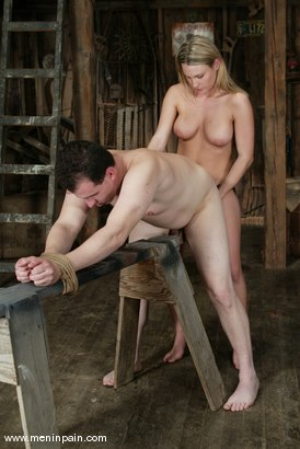 Photo number 12 from Harmony and mini shot for Men In Pain on Kink.com. Featuring Harmony and mini in hardcore BDSM & Fetish porn.