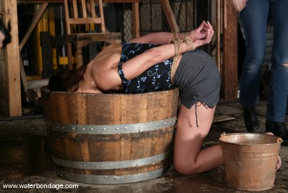 Photo number 2 from Isis Love shot for Water Bondage on Kink.com. Featuring Isis Love in hardcore BDSM & Fetish porn.