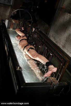 Photo number 14 from Isis Love shot for Water Bondage on Kink.com. Featuring Isis Love in hardcore BDSM & Fetish porn.