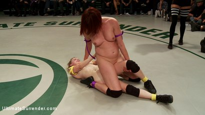 Photo number 13 from Breast Fest! Hot 4-way action and it's Penny Pax's first time on US shot for Ultimate Surrender on Kink.com. Featuring Penny Pax, Penny Barber, Sarah Shevon and Odile in hardcore BDSM & Fetish porn.
