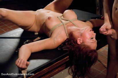 Photo number 14 from The Audition shot for Sex And Submission on Kink.com. Featuring Nicki Hunter and Danny Wylde in hardcore BDSM & Fetish porn.