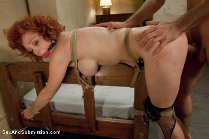 Photo number 9 from The Politician's Wife shot for Sex And Submission on Kink.com. Featuring James Deen and Audrey Hollander in hardcore BDSM & Fetish porn.