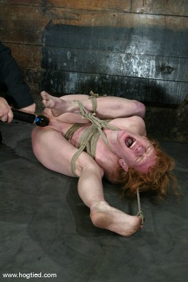 Photo number 12 from Sye Rena shot for Hogtied on Kink.com. Featuring Sye Rena in hardcore BDSM & Fetish porn.