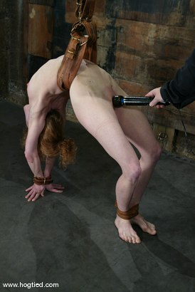 Photo number 14 from Sye Rena shot for Hogtied on Kink.com. Featuring Sye Rena in hardcore BDSM & Fetish porn.