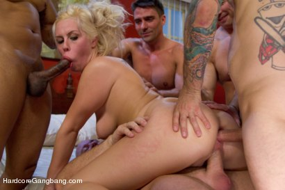 Photo number 11 from Beautiful Blonde gets set up by Boyfriend with Five Cocks shot for Hardcore Gangbang on Kink.com. Featuring Tara Lynn Foxx, John Strong, Dirk Huge, Toni Ribas, Mark Davis and Tommy Pistol in hardcore BDSM & Fetish porn.