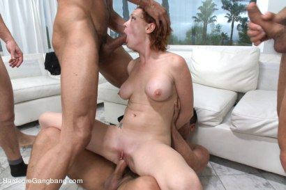 Photo number 14 from Playing With Fire - Starring Anal Queen Audrey Hollander shot for Hardcore Gangbang on Kink.com. Featuring Audrey Hollander, James Deen, Ramon Nomar, Toni Ribas, Karlo Karrera and Mr. Pete in hardcore BDSM & Fetish porn.