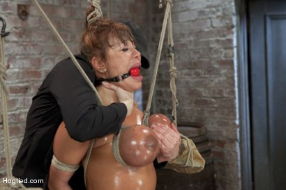 Photo number 14 from Ava Devine Wants It BAD shot for Hogtied on Kink.com. Featuring Ava Devine in hardcore BDSM & Fetish porn.