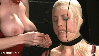 Photo number 1 from The Fuck Doll shot for Chantas Bitches on Kink.com. Featuring Lorelei Lee and Mz Berlin in hardcore BDSM & Fetish porn.