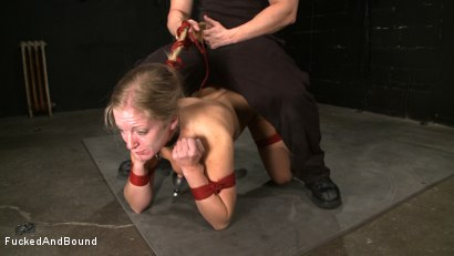 Photo number 3 from Painful Intimacy  shot for Fucked and Bound on Kink.com. Featuring Dia Zerva and TJ Cummings in hardcore BDSM & Fetish porn.