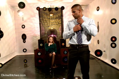 Photo number 10 from Proving His Worth To The Bitches shot for Divine Bitches on Kink.com. Featuring Chanel Preston and Robert Axel in hardcore BDSM & Fetish porn.