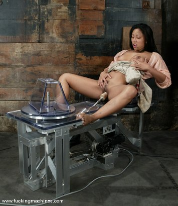 Photo number 1 from Finesse Navaro shot for Fucking Machines on Kink.com. Featuring Finesse Navaro in hardcore BDSM & Fetish porn.