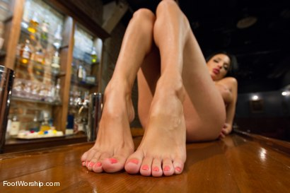 Photo number 4 from Pieds Du Jour shot for Foot Worship on Kink.com. Featuring Anissa Kate and Anthony Rosano in hardcore BDSM & Fetish porn.