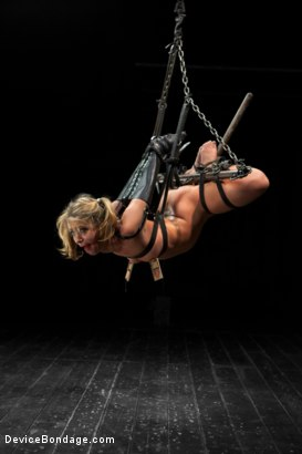 Photo number 4 from Sheena Shaw - Rough Rider shot for Device Bondage on Kink.com. Featuring Sheena Shaw in hardcore BDSM & Fetish porn.