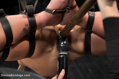 Photo number 3 from Sheena Shaw - Rough Rider shot for Device Bondage on Kink.com. Featuring Sheena Shaw in hardcore BDSM & Fetish porn.