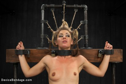 Photo number 5 from Sheena Shaw - Rough Rider shot for Device Bondage on Kink.com. Featuring Sheena Shaw in hardcore BDSM & Fetish porn.