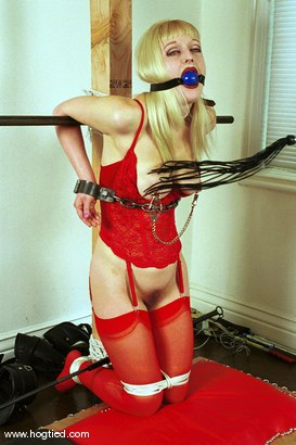 Photo number 1 from Peanut shot for Hogtied on Kink.com. Featuring Peanut in hardcore BDSM & Fetish porn.