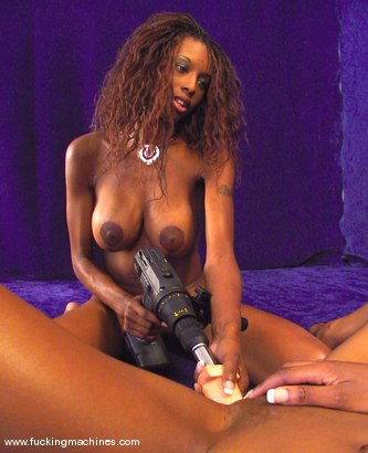 Photo number 8 from Latoya and Tierra shot for Fucking Machines on Kink.com. Featuring Latoya and Tierra in hardcore BDSM & Fetish porn.