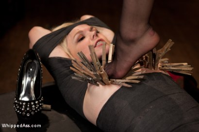 Photo number 7 from Alice Aims to Please shot for Whipped Ass on Kink.com. Featuring Bobbi Starr and Alice Frost in hardcore BDSM & Fetish porn.