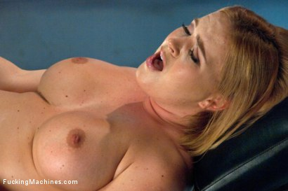 Photo number 7 from Round,Perfect Ass, Sexy Full tits & Long Orgasms from Machine Pounding shot for Fucking Machines on Kink.com. Featuring Krissy Lynn in hardcore BDSM & Fetish porn.