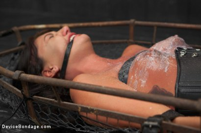 Photo number 9 from Tough As Nails - Cassandra Nix shot for devicebondage on Kink.com. Featuring Cassandra Nix in hardcore BDSM & Fetish porn.
