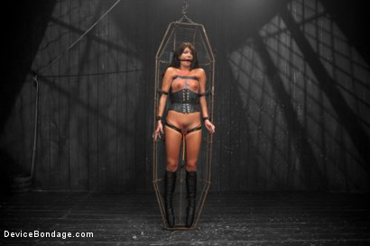 Photo number 11 from Tough As Nails - Cassandra Nix shot for Device Bondage on Kink.com. Featuring Cassandra Nix in hardcore BDSM & Fetish porn.