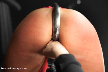 Photo number 4 from Tough As Nails - Cassandra Nix shot for Device Bondage on Kink.com. Featuring Cassandra Nix in hardcore BDSM & Fetish porn.