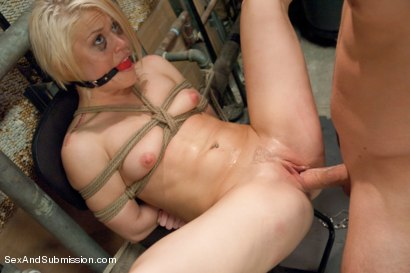 Photo number 10 from College Girl Ravished shot for Sex And Submission on Kink.com. Featuring Ash Hollywood and Mr. Pete in hardcore BDSM & Fetish porn.