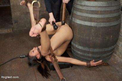 Photo number 7 from Asian Heart Breaker Jayden Lee Defiled shot for Hogtied on Kink.com. Featuring Jayden Lee in hardcore BDSM & Fetish porn.