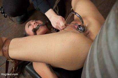 Photo number 6 from Asian Heart Breaker Jayden Lee Defiled shot for Hogtied on Kink.com. Featuring Jayden Lee in hardcore BDSM & Fetish porn.