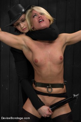 Photo number 3 from Falling Into Ashes - Ash Hollywood shot for Device Bondage on Kink.com. Featuring Ash Hollywood in hardcore BDSM & Fetish porn.