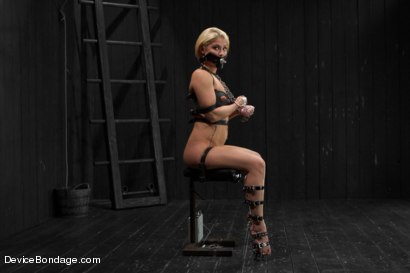 Photo number 10 from Falling Into Ashes - Ash Hollywood shot for Device Bondage on Kink.com. Featuring Ash Hollywood in hardcore BDSM & Fetish porn.