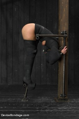 Photo number 12 from Falling Into Ashes - Ash Hollywood shot for Device Bondage on Kink.com. Featuring Ash Hollywood in hardcore BDSM & Fetish porn.