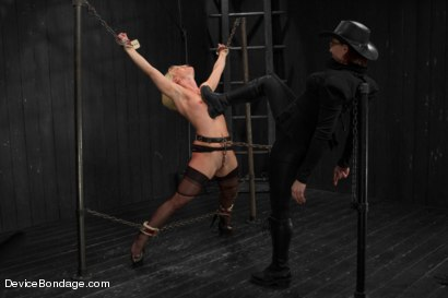Photo number 2 from Falling Into Ashes - Ash Hollywood shot for Device Bondage on Kink.com. Featuring Ash Hollywood in hardcore BDSM & Fetish porn.