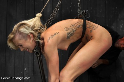 Photo number 9 from Maia Davis vs Jack Hammer shot for Device Bondage on Kink.com. Featuring Jack Hammer and Maia Davis in hardcore BDSM & Fetish porn.