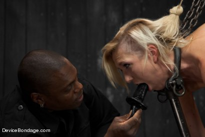 Photo number 11 from Maia Davis vs Jack Hammer shot for Device Bondage on Kink.com. Featuring Jack Hammer and Maia Davis in hardcore BDSM & Fetish porn.