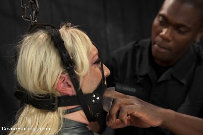 Photo number 6 from Maia Davis vs Jack Hammer shot for Device Bondage on Kink.com. Featuring Jack Hammer and Maia Davis in hardcore BDSM & Fetish porn.