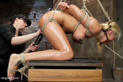 Photo number 7 from Katie Summers Tormented Cunt shot for Hogtied on Kink.com. Featuring Katie Summers in hardcore BDSM & Fetish porn.