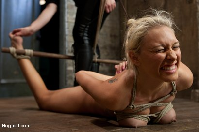 Photo number 14 from Katie Summers Tormented Cunt shot for Hogtied on Kink.com. Featuring Katie Summers in hardcore BDSM & Fetish porn.