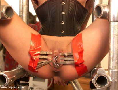 Photo number 14 from Asia shot for Hogtied on Kink.com. Featuring Asia in hardcore BDSM & Fetish porn.
