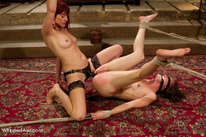Photo number 15 from Bonnie Day: Masochist Anal Slut shot for Whipped Ass on Kink.com. Featuring Maitresse Madeline Marlowe  and Bonnie Day in hardcore BDSM & Fetish porn.