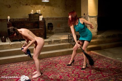 Photo number 14 from Bonnie Day: Masochist Anal Slut shot for Whipped Ass on Kink.com. Featuring Maitresse Madeline Marlowe  and Bonnie Day in hardcore BDSM & Fetish porn.