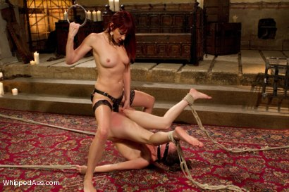 Photo number 12 from Bonnie Day: Masochist Anal Slut shot for Whipped Ass on Kink.com. Featuring Maitresse Madeline Marlowe  and Bonnie Day in hardcore BDSM & Fetish porn.