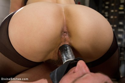 Photo number 6 from Danny Wylde gets his prostate milked by Bobbi Starr! shot for Divine Bitches on Kink.com. Featuring Danny Wylde and Bobbi Starr in hardcore BDSM & Fetish porn.
