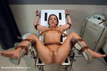 Photo number 5 from Love Sick Prisoner shot for Sex And Submission on Kink.com. Featuring Mark Davis and Sheena Shaw in hardcore BDSM & Fetish porn.