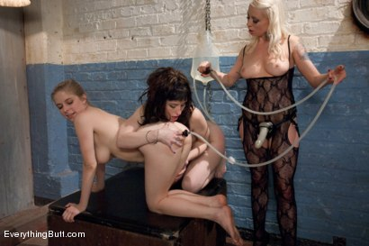 Photo number 11 from Enema Fucking Anal Sluts! shot for Everything Butt on Kink.com. Featuring Proxy Paige, Penny Pax and Lorelei Lee in hardcore BDSM & Fetish porn.